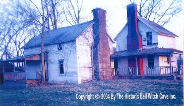Bell Witch Photos.  The Bell farm is in a secluded area in Adams, Tennessee and it is a very beautiful representation of the state of Tennessee with it's rolling green hills and farm land. If you are interested in paranormal activity or if you are a history buff then the Bell Witch Cave and Farm will definately not dissapoint.