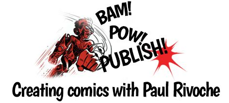 Comic Books Made Easy at Blurb - WONDERMOM WANNABE