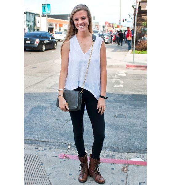 Sidewalk Style: Los Angeles