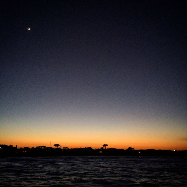A sky full of stars at Mordialloc