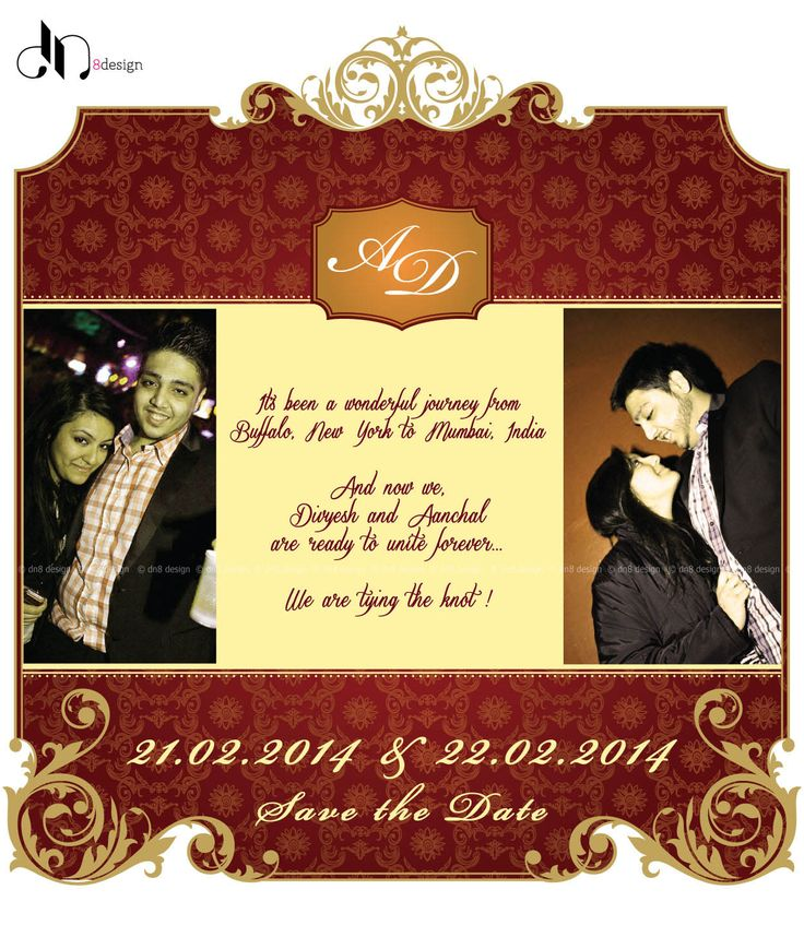 25 best customized wedding invitation images on pinterest
