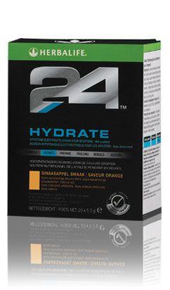 Herbalife 24 Hydrate - advanced hydration