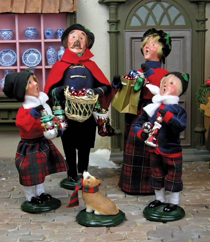 62 Best Decorating With Byers Choice Carolers Images On: 17 Best Images About Byers' Choice Carolers