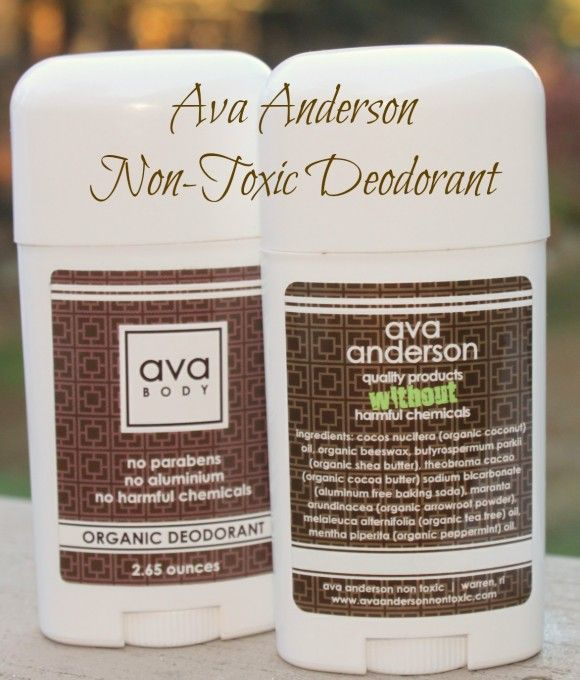 Ava-Anderson-Non Toxic Deodorant.jpg  If interested in product, check out: www.facebook.com/tinakellerAANT