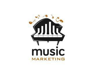 Logo Design: Music Instruments