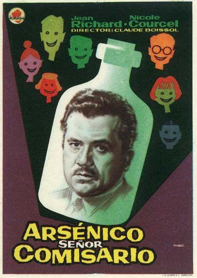 Arsénico señor comisario # 1957 # tt0159639