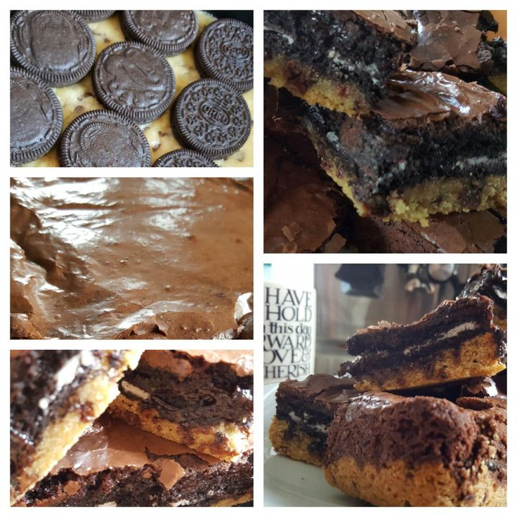 Slutty Sunday over on the blog making the Londoners amazing slutty brownies!