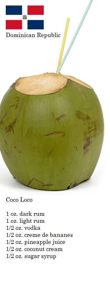 Coco Loco (Dominican Republic)