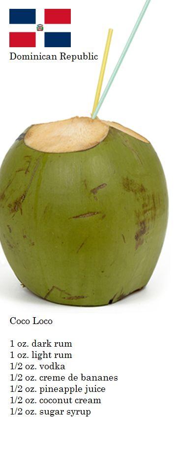 Coco Loco (Dominican Republic)