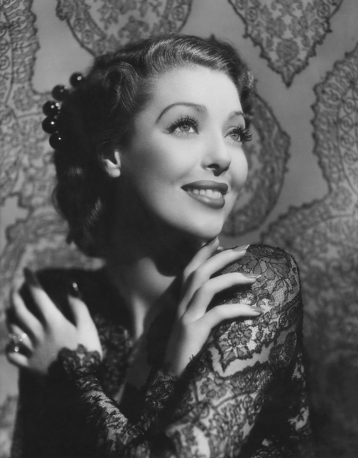 Loretta Young (January 6, 1913 – August 12, 2000)