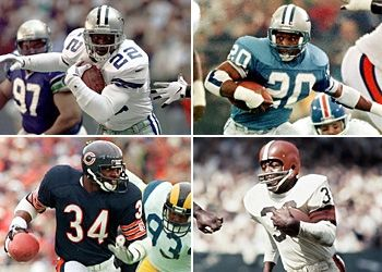 best nfl running backs of all time | NYDN's 'NFLxTEN': Greatest Running Backs of All Time - NY Daily News