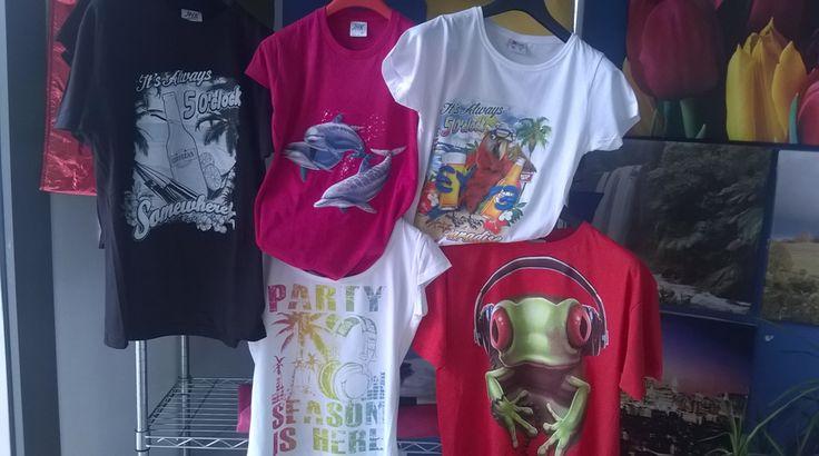 http://www.hellocartridges.com/categoria-prodotto/stampa-e-scritte-su-magliette/ Stampe che si colorano al sole