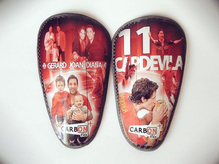 Gracias Joan Capdevila por confiar en www.carbonplus.es  #100x100carbono #profesionales #amedida #personalizadas #espinilleras #espinilleraspersonalizadas #shinpads #shinguards #customshinguards #customshinpads #caneleiras #protegetibia #parastinchi #parastinchipersonalizzati #schienbeinschützer #schienbeinschoner #follow #free #soccer #happy #quierounas