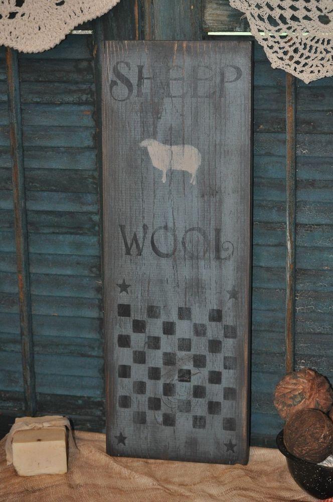 401 best images about primitives handmade country folk art for Folk art craft paint