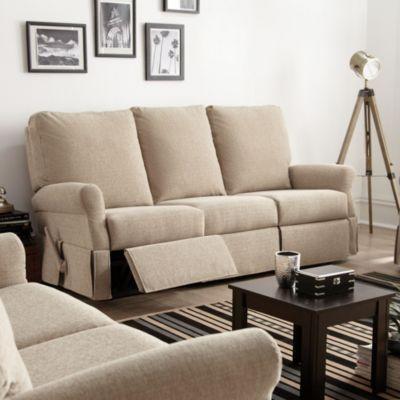 El Ran 39 Renley 39 Reclining 3 Seat Sofa Sears Sears Canada Sofas Pinterest Canada