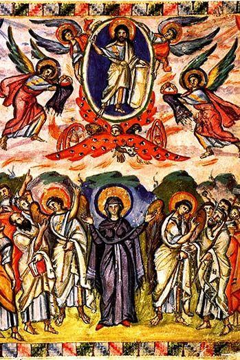 Ascension of Christ - Art Print  #9785872889571 #Buyenlarge #LifeofJesusChrist #New
