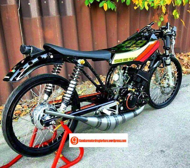 45 Gambar Drag Bike Motor Rx King Terbaru Gambar Drag Racing