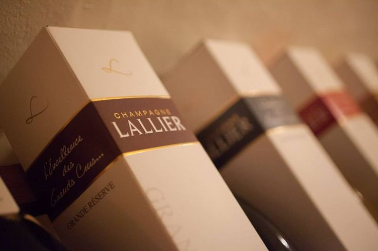Lallier Champagne Get yours @ Maisons de Champagne