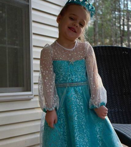 "Made for Mermaids ""Elsa Frozen Dress"" Everyday Princess Collection Sewing PDF Pattern www.madeformermaids.com"