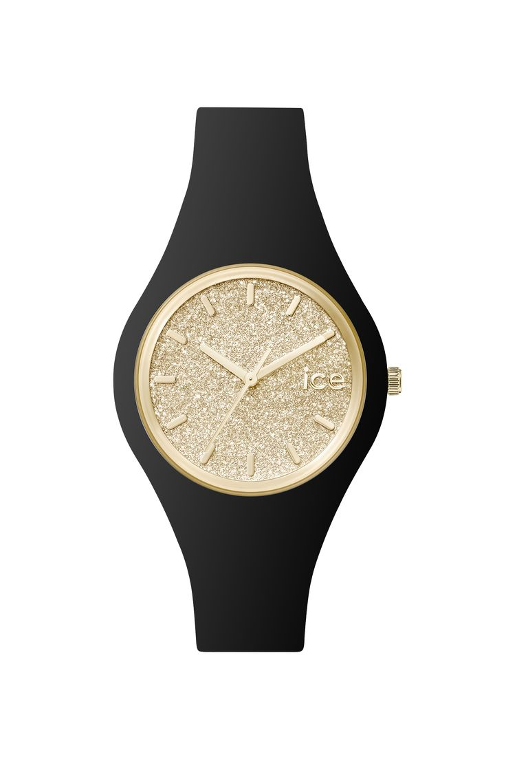 Need a beautiful watch? Look at ICE glitter - Black Gold . Shop it for 99€ or £77 on Ice-Watch Official Webstore: https://www.ice-watch.com/be-en/ice/ice-glitter-p-26724.htm?coul_att_detailID=954&utm_
