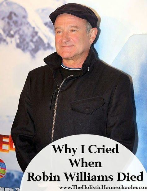 Robin Williams' death has touched me quite deeply. This post is an attempt to explain a little about that and how bipolar disorder affects a person.