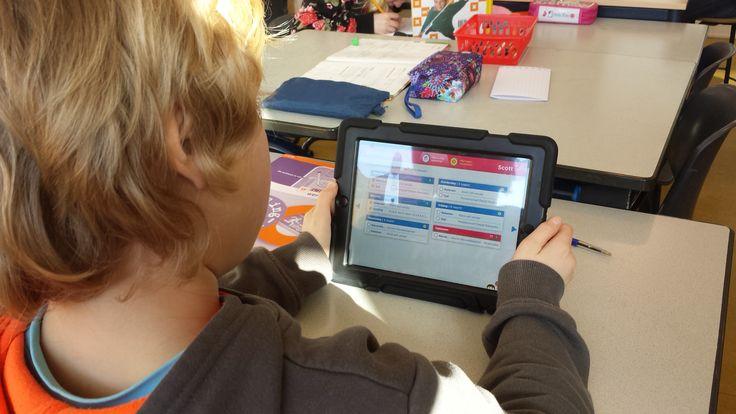De digitale weektaak van Klasseplan