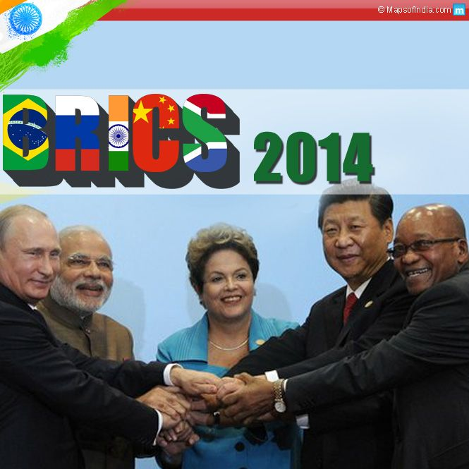 Last month on July 15th 2014, Brazil, Russia, India, China and South Africa signed the historic agreement to set up the New Development Bank (NDB) or simply the BRICS Bank. Here is an informative insight about the Bank - its setting up, challenges and path ahead