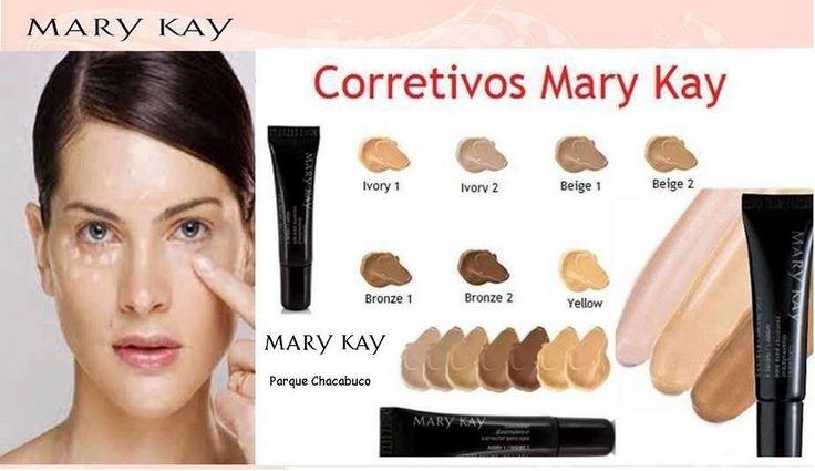 Correctivos que esconde as imperfecciones del piel !