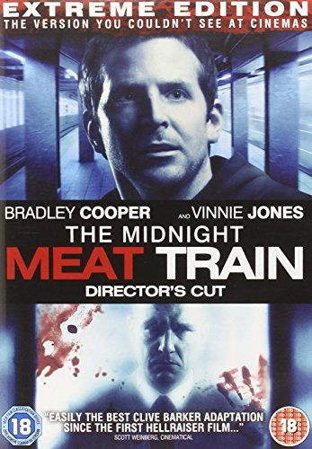 From 0.50 The Midnight Meat Train [dvd]