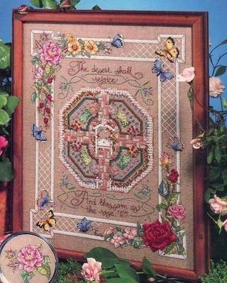 Gallery.ru / Фото #1 - The Rose Garden - rabbit17