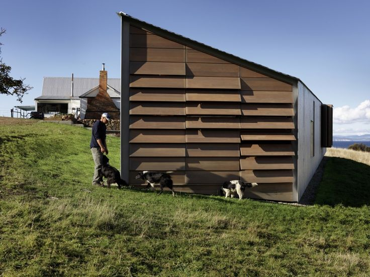 Shearers Quarters House / John Wardle Architects/Bruny Island, Tasmania, Australia