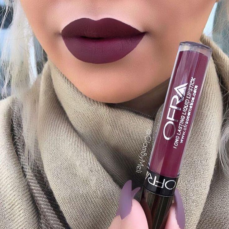 Ofra Cosmetics Long Lasting Liquid Lipstick :: MINA