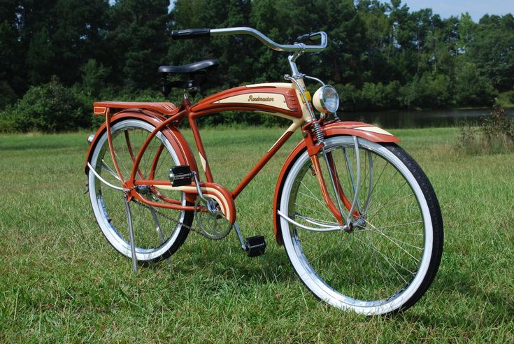 24 Amf Roadmaster Bicycle Models 1950s AMF