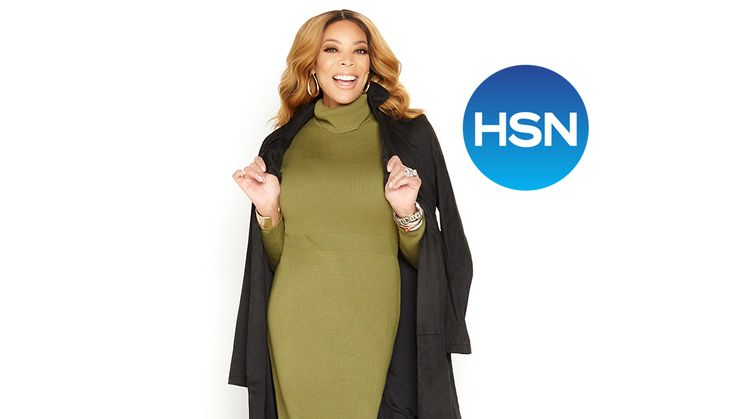 Wendy's debuting her new shoe line on HSN this Friday and Saturday!