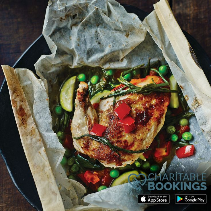 The 35 best signature dish recipes images on pinterest discover 100 free recipes at your fingertips on the charitable bookings app including this flavoursome chicken supreme recipe by marcusbeanchef forumfinder Image collections