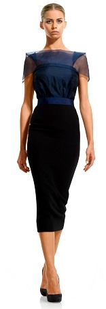 Victoria Beckham dress