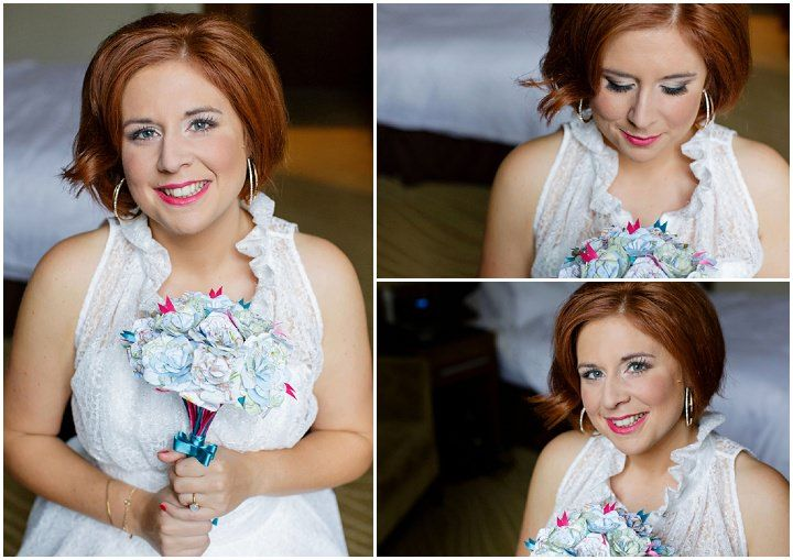 Samantha and Lee�s Beer and Music Loving Wedding. By Tux and Tales Photography