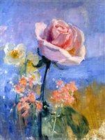 Kukkia by Venny Soldan-Brofeldt