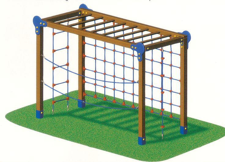 Outdoor Playground Equipment - WoodWorking Projects & Plans