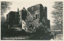 Ruine van Brederode, Santpoort-Noord, Noord-Holland