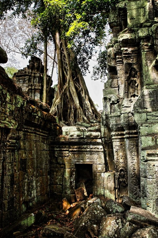 Angkor Wat, Cambodia - 50 Of The Most Beautiful Places in the World (Part 5)