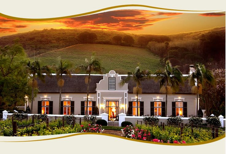 4th-8th May Old Mutual Wine Judging at Grande Roche Resort Hotel.