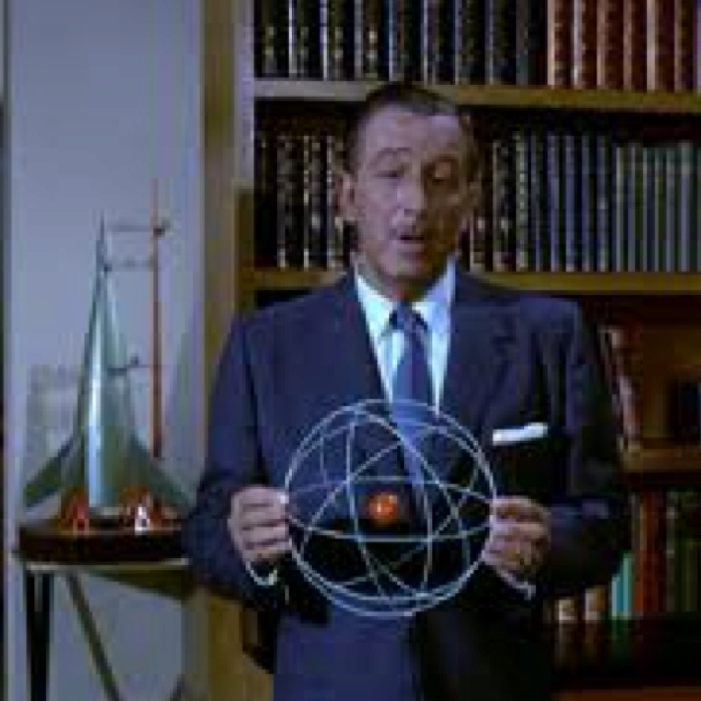 """The Atomic Age - Walt Disney in """"Our Friend the Atom"""""""