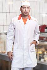 PAGAMENTO ANCHE ALLA CONSEGNA Camice Uomo da Lavoro Alimentare Industria Manica lunga Abbigliamento Abiti