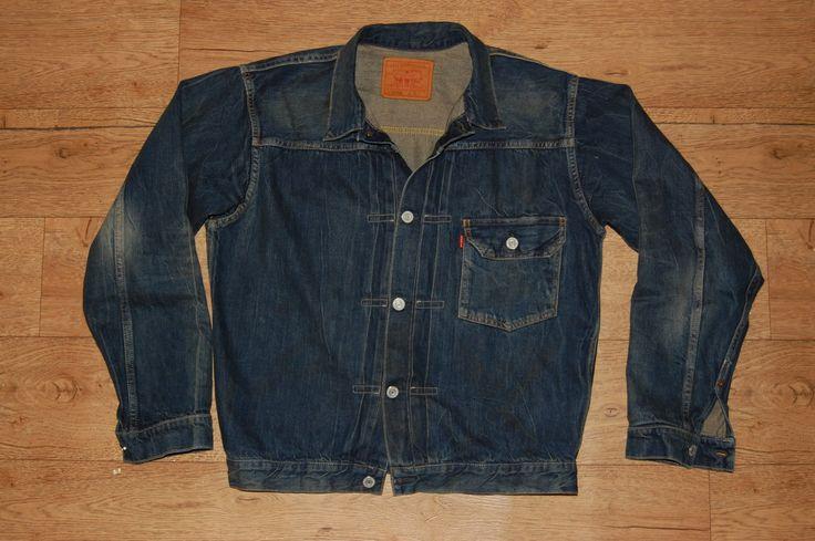 8 best images about vintage denim jacket on
