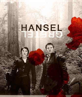 """Headline: """"Hansel & Gretel Witch Hunters"""" Release Postponed Till 2013"""" (Sunday, January 15, 2012) Image credit: Fan made ♛ Once Upon A Blog... fairy tale news ♛"""