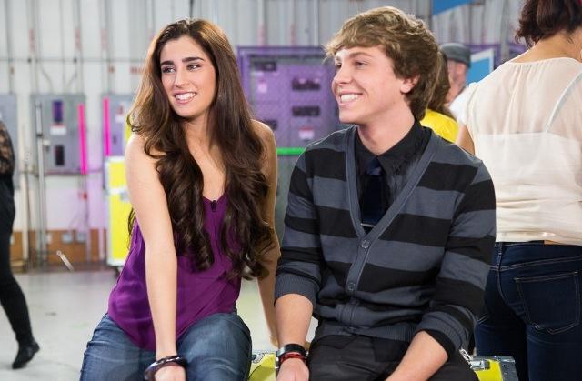 X Factor Stars Keaton Stromberg & Lauren Jauregui Dating
