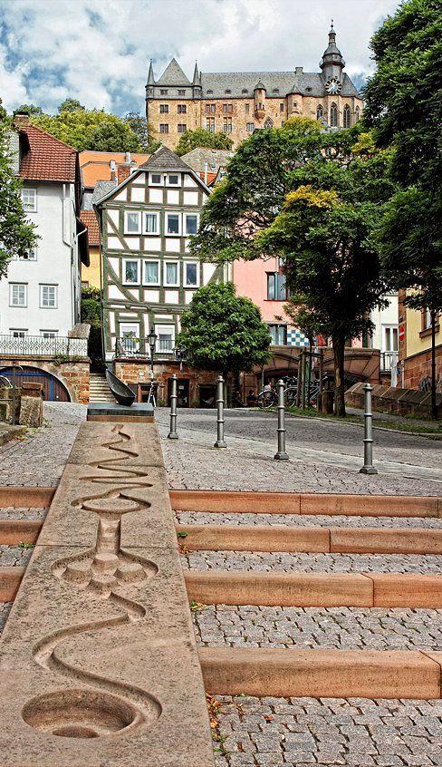 Marburg town, Hesse, Germany | by Norbert Ruffert