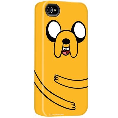 "Adventure Time ""Jake Face"" iPhone Case"