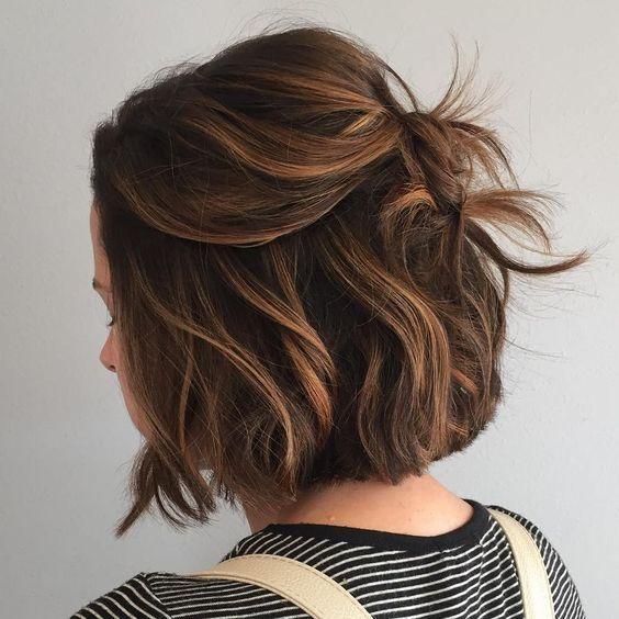 Makeup & Hair Ideas: Cheveux